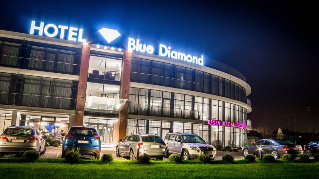 Blue Diamond Active & Spa